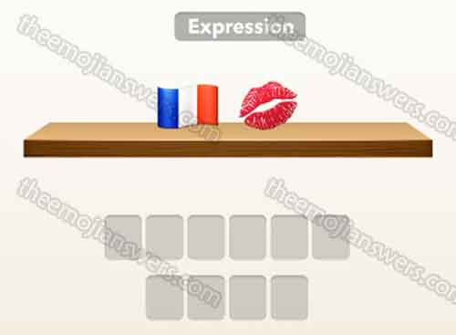 emoji-quiz-french-flag-kiss-mark